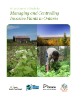Landowners Guide for Controlling and Managing Invasive Plants in Ontario